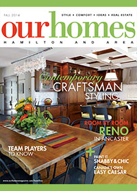 Our Homes Magazine feature